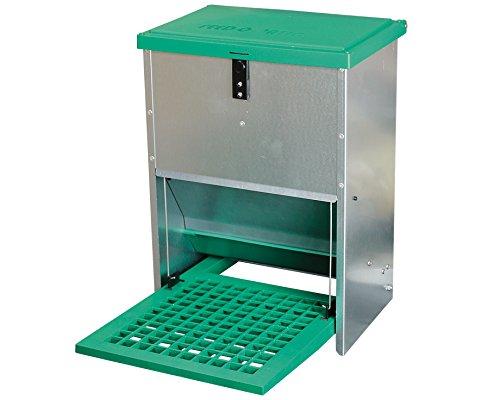 Eurolap - Mangeoire Exterieur Anti-Gaspi 10 Kg Distributeur...
