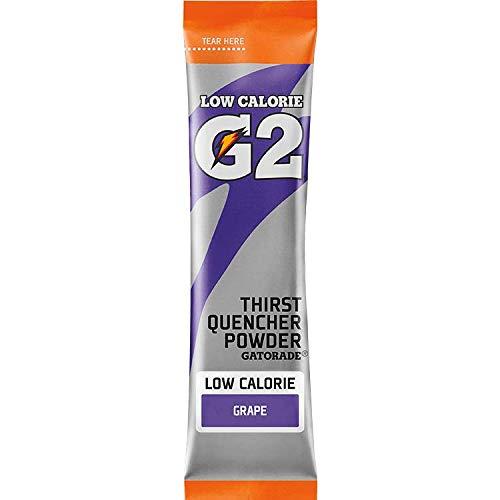 Gatorade Powder Sticks (G2 Grape)