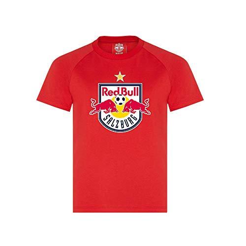 Red Bull Salzburg Crest Star Camiseta, Niños - Original Merchandise