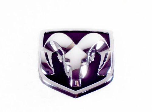 Mopar Front End Ram Head Emblem - 4805899AB