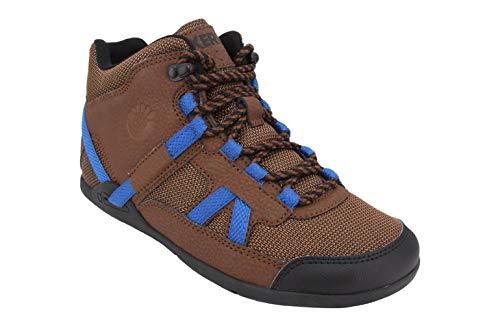 Xero Shoes DayLite Hiker - Botas de senderismo para mujer, estilo minimalista, ligeras, sin caída, marr�n, 6