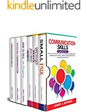 Communication Skills: 6 books in 1: How to Talk to Anyone, Anxiety in Relationship, Communication in Marriage and for Couples. Improve Confidence, Persuasion, Influence and Social Skills.