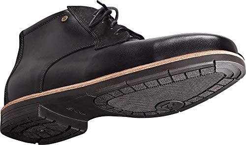 Emma Sicherheit Schuhe - Schwarz 2Tone S3 HI Herren Business Sicherheit Schuh - Frontier 164, 45 EU / 10.5 UK