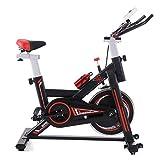 KuaiKeSport Bicicleta Estática de Fitness, Bici Spinning Bicicleta Fitness con...