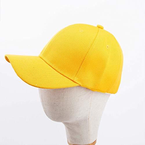 tianluo Baseball Kappe Sonnenblende Licht Board Einfarbig Gelb Lila Baseballmütze Männer Frauen Fahsion Outdoor Sport Hut