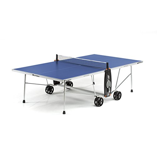 Cornilleau - 100S Crossover Outdoor Table - Blue
