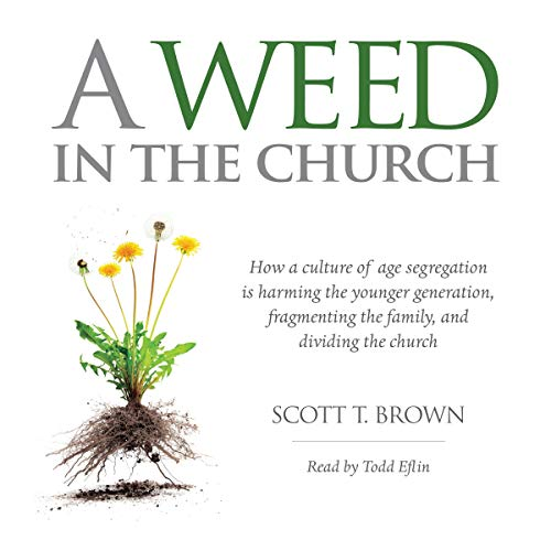 A Weed in the Church  By  cover art