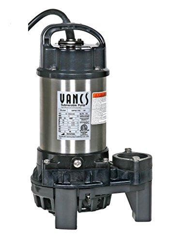 Tsurumi Pump 8PN (50PN2.75S) 1hp, 115V,...
