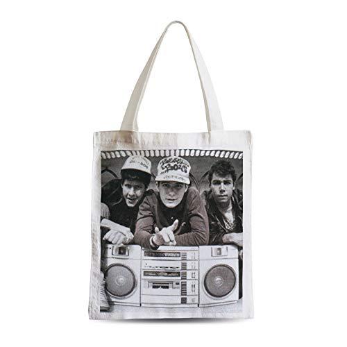 Beastie Boys and 80s Ghettoblaster Tote Bag