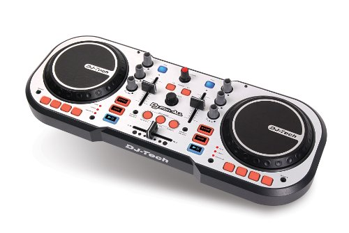 DJ-Tech DJFORALL DJFORALL Doppel deck mixer