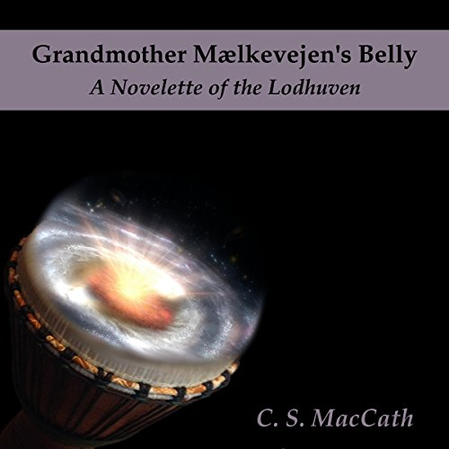 Grandmother Mælkevejen's Belly audiobook cover art