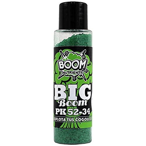 Boom Nutrients | Revienta cogollos/Engorde para Flores | Big Boom PK 52-34 (50g)