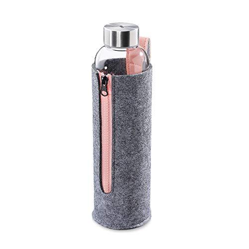 Cilio Trinkflasche Acqua 700 ml (Rosa)