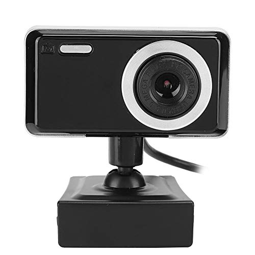 Bewinner1 Cámara Web HD, cámara Digital para PC con micrófono Digital Incorporado/Sensor...