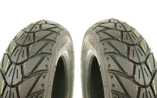 Roller Reifen Satz Vorne Hinten für Honda Bali AF32 100/90-10 56J TL
