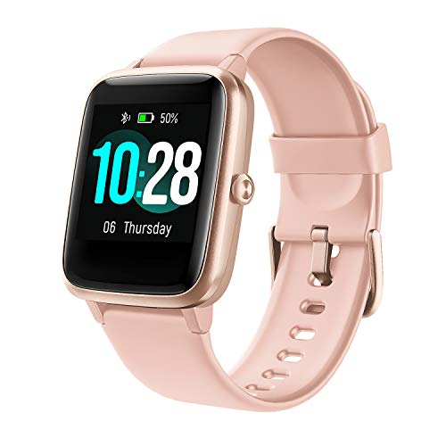 Arbily Smartwatch Mujer Hombre, Reloj Inteligente Pantalla T