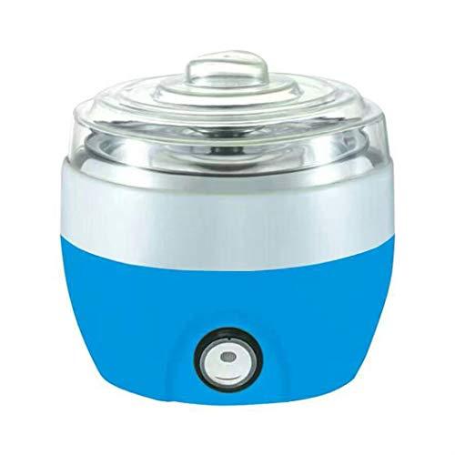 colormore Tragbares automatisches Haushalts-Minijoghurt-Maschinen-Küchenwerkzeug Joghurtgetränke & Molke