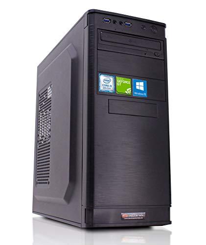 dcl24.de Office PC [11538] Intel i5-9600KF 6x3.7 GHz - 32GB DDR4, 240GB SSD, GT1030 2GB, WLAN, Windows 10