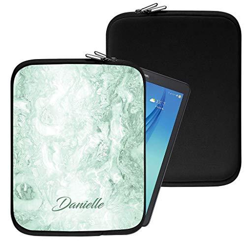 Personalisiert Marmor Neopren Tablethülle Case Tasche (50) für Huawei Honor T1 7.0 (7