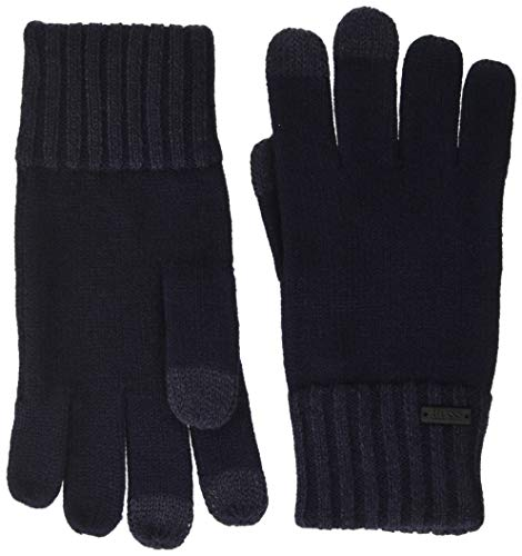 BOSS Herren Gritzo Cold Weather Gloves, Dark Blue (404), ONESI EU