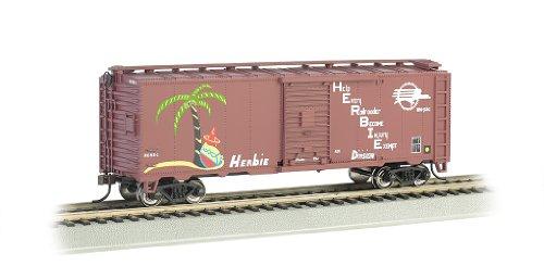 "Bachmann Industries HO Scale Missouri Pacific ""Herbie"" 40' Box Car -  17022"
