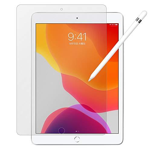 MS factory iPad 10.2 保護フィルム ペーパーライク iPad7 アイパッド 第7世代 2019 iPad10.2 フィルム アンチグレア 紙のような書き心地 シート 非光沢 マット 日本製 fiel.D MXPF-IPAD-7-PL
