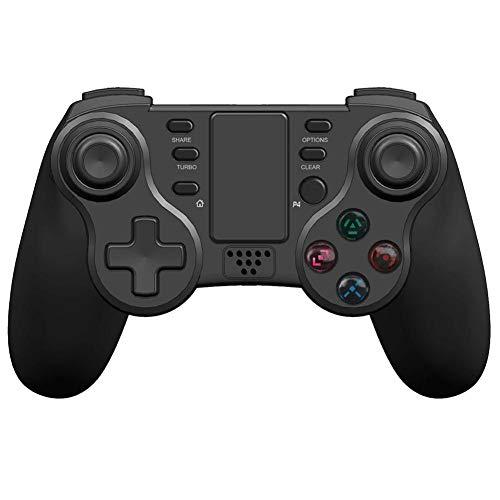 Coseyil Drahtloses Bluetooth-Gamepad. Vibration, Lautsprecher, LED-Lichteffekte, Beschleunigungssensoren, Gyroskope, Gamecontroller Für PS4 / PS 3 / PC-Computer