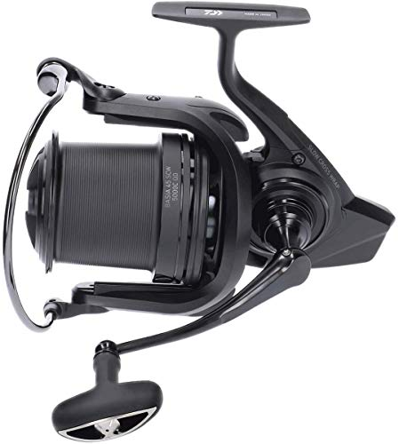 in budget affordable Daiwa Basia SCW QD, 45, Carp reel with large pit, front brake, 19BAS45SCW-QD