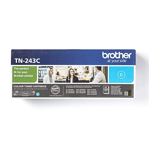Brother TN-243C Tonerkassette (für...