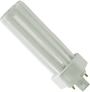 Pack of 10 PLT 32W GX24Q-3 835, 32 Watt Triple Tube, 4-Pin Compact Fluorescent Light Bulb