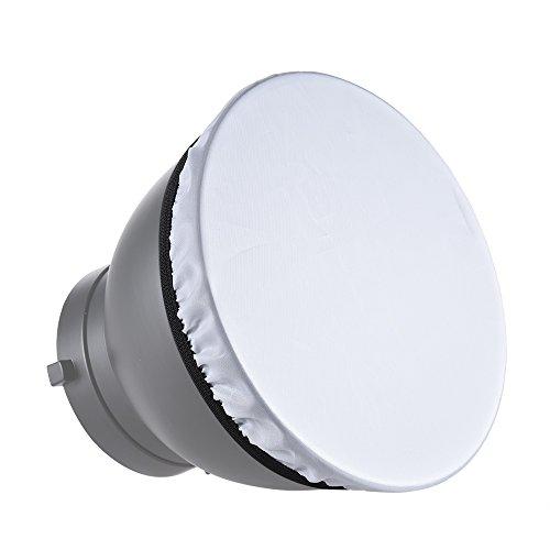 Andoer Fotografie Licht Weichen weißen Diffusor Tuch für 7