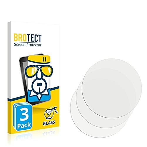 brotect Vetro Temperato Compatibile con Adhope H30 Pellicola Protettiva (3 Pezzi) - Durezza 9H, Anti-Graffio