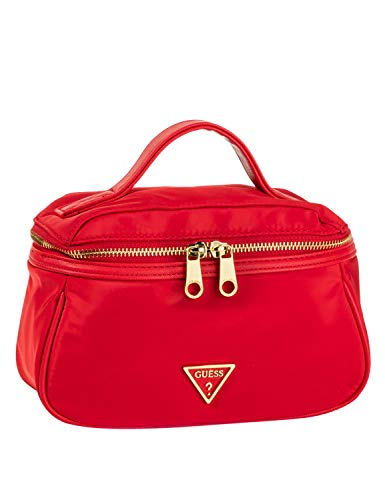 Guess Did I Say 90S? Cosmetic Bag Women's 22Cm Red