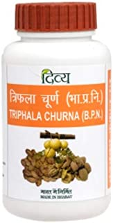 Baba Ramdev Patanjali Ayurved/Ayurvedic TRIPHALA CHURNA Natural Herbal (100 Gram)