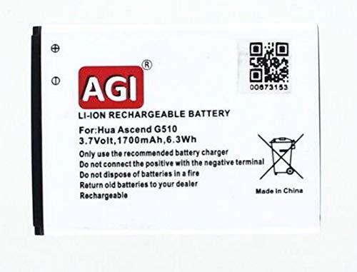 Batería de Ion de Litio para Huawei Ascend G510 (batería de Repuesto/batería de Repuesto), Capacidad: 1300 mAh