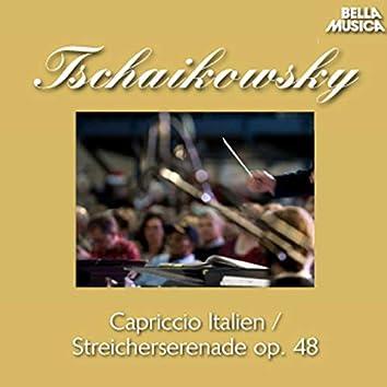 Tschaikowsky: Capriccio Italien, Streichserenade, Vol. 3