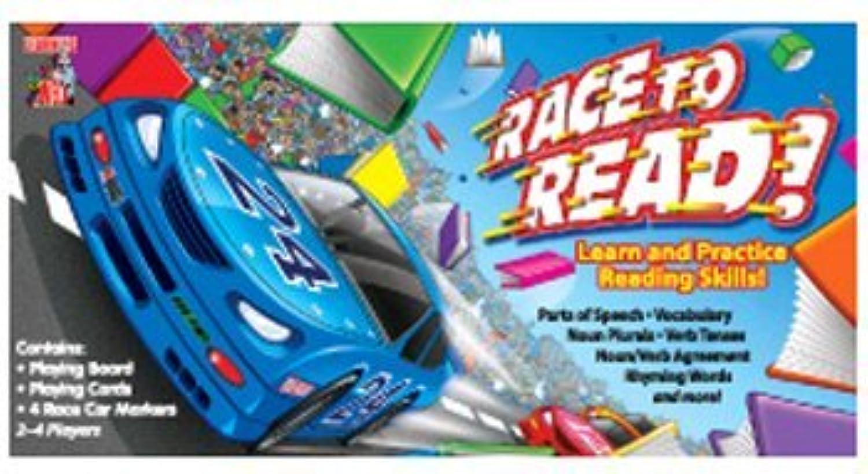 Edupress Race To Read - Blau by Edupress
