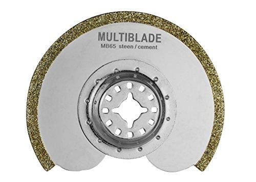Multiblade Universell Diamant-Sägeblatt 90mm (Stein, Beton, Zement) MB65