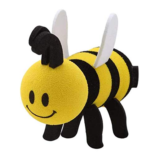 Best-Bag Car Antenna Topper Lovely Honey Bee Aerial Ball EVA Foam Antenna...