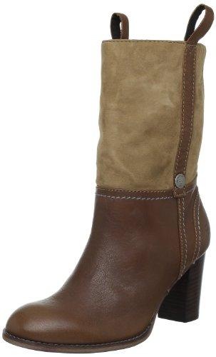 G-Star Footwear Goncourt Suede, Boots femme - Marron (Tan), 40 EU