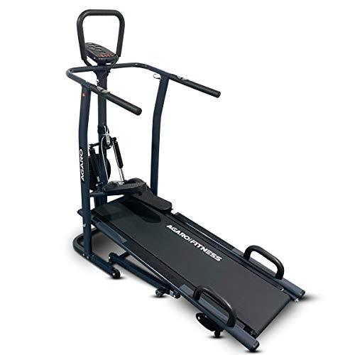 AGARO Rover Manual Treadmill