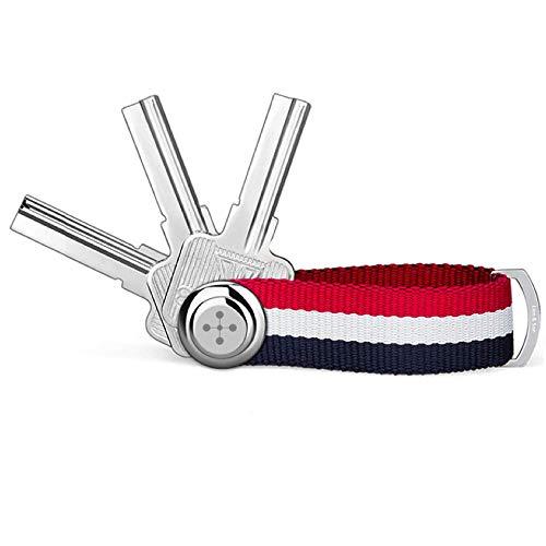 Key-Organizer - Maritimer Bund bis 14 Schlüssel Schlüsselbund Schlüsselhalterung