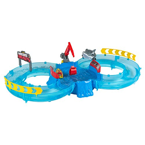 Zuru - Micro Boats Circuito competición & 1 lancha de agua (ColorBaby 42788)