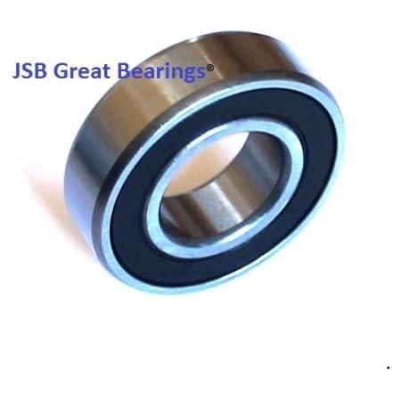 """3//8/""""x7//8/""""x11//32/"""" 1604-2RS C3 Sealed Premium Ball Bearing"""