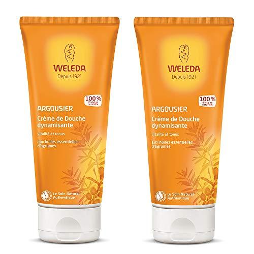 WELEDA - Dusche 200 ml Weleda Meer Sanddorn Creme