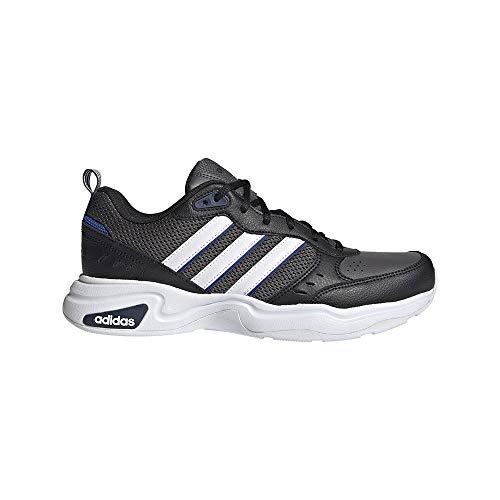 adidas Men's Strutter Sneaker, Grey Five FTWR White Core Black, 6.5 UK