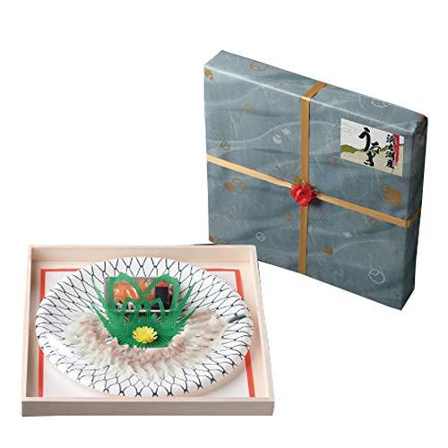 浜名湖うなぎの刺身 贈答用 高級化粧箱入り ふじのくに食セレクション金賞受賞