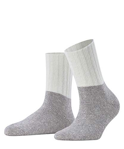 ESPRIT Damen Winter Boot Socken, grau (storm grey 3820), 39-42