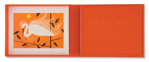 Charles Harper's Birds & Words [With Snowy Egret Print]