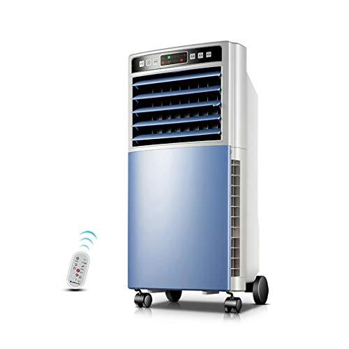 Gcxlfj Rafraichisseur d'air 3 Modes,Ventilateur Climatiseur Mobile sans Evacuation Silencieux...